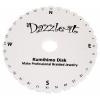 Kumihimo Disk Plate-bulk/25pcs Round Braid